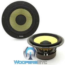 "FOCAL W/ES165KX3 6.5"" 120W RMS ELITE K2 POWER 4 OHM MIDBASS DRIVERS CAR SPEAKERS"
