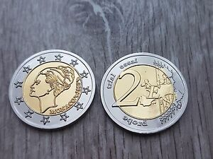 2 EURO MONACO GRACE KELLY 2007 - PROBE ESSAI TRIAL !!!