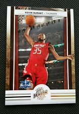 KEVIN DURANT 2009-10 PANINI SEASON UPDATE GOLD #5/24! ALL-STAR WARRIORS RARE SP!
