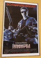 """Movie Collector/'s Poster Print The Terminator T1 11/"""" x 17/"""" - B2G1F"""