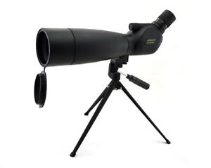 Visionking 20-60x80 Spotting hunting outdoor scope Waterproof Telescope Rubber