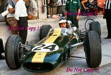 Jim Clark Lotus 33 Italian Grand Prix 1965 Photograph