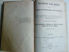 Hessen, Künzel Hessen, Landeskunde, Landeskunde Hessen, Geschichte von Hessen