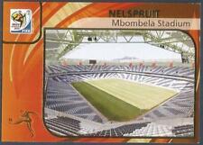 PANINI WORLD CUP SOUTH AFRICA 2010-#154-NELSPRUIT-MBOMBELA STADIUM