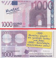 1000 Euro Schein Gunstig Kaufen Ebay