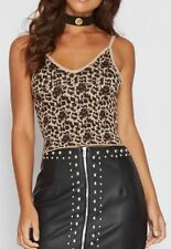 Unbranded Spaghetti Strap Crop Tops for Women