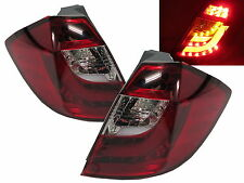 FIT/JAZZ MK2 2008-2013 LED Tail Rear Light V2 R/CLEAR HONDA VTi Sport Hybrid JDM