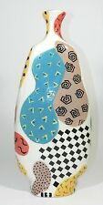 Art Pottery Abstract Vase Signed