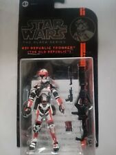 "STAR WARS - REPUBLIC TROOPER (THE OLD REPUBLIC)  THE BLACK SERIES (3,75"")HASBRO"