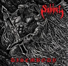 SABBAT (Japan) - Disembody CD Venom Slayer Sodom Celtic Frost Possessed