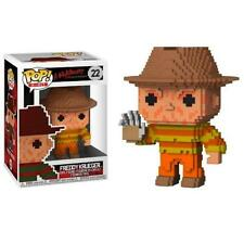 A Nightmare on Elm St Freddy Krueger NES 8-Bit Exclusive Pop! Vinyl Figure #22