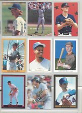 1989 Super Oddball Baseball Cards from 19 different sets 1/2 RARE! You Pick!