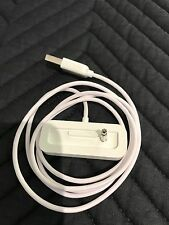 Ipod Shuffle 2nd Generación Original Apple USB cable & Dock Conector Nuevo
