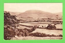 Vintage Postcard. Brynglas, Powys.