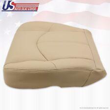 1999 2000 2001 2002 2003 Lexus RX300 Passenger Bottom Leather Seat Cover Tan