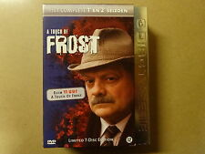 7-DISC LIMITED EDITION DVD BOX / A TOUCH OF FROST - SEIZOEN 1 & 2