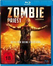 Zombie Priest Blu-ray