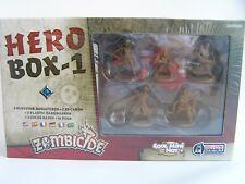 Zombicide Black Plague - Hero Box-1