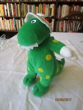 Wiggles Dorothy Dinosaur Beanie Plush Spin Master 2003 8 Inches