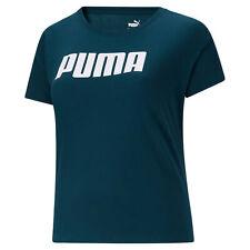 PUMA Women's Active Logo Tee PL