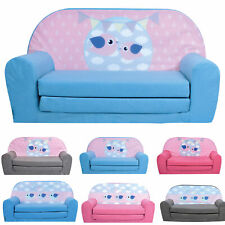 Kindersofa Kindercouch Kindersessel Kindermöbel Sofa W386 Bird MINI FORTISLINE