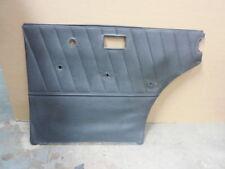 1961 - 1968 Mercedes W110 Right Passenger Rear Door Panel Trim Interior Blue