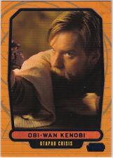 Star Wars Galactic Files 2 Base Card #617 Obi-Wan Kenobi/'s Third Lightsaber