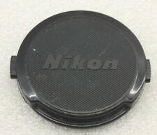 Nikon - 52mm - Japan - Enlarging Lens Cap - Snap On - USED Y64