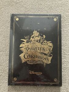 Sealed Disneyland Paris Pirates Of The Carribbean Treasure Of An Attraction Book