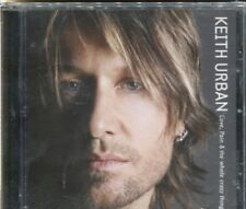 KEITH URBAN - LOVE , PAIN & THE WHOLE CRAZY THING - CD