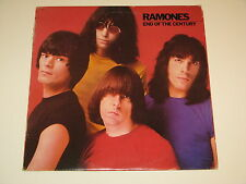 RAMONES end of the century Lp RECORD CANADA PUNK 1980