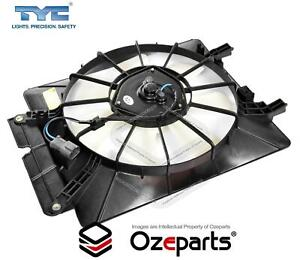 AC Air Condenser Thermo Cooling Fan Assembly For Honda CRV CR-V 2001~2006