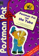 Very Good, Postman Pat and the Tuba (Postman Pat Activity Books & Packs), Cunlif