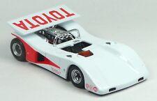 1970 Toyota Seven 7 Sammlermodell Del Prado ca. 1:43 weiß Neuware mit Vitrine