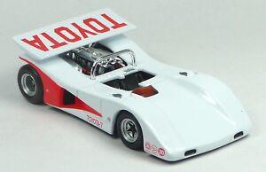 1970 Toyota Seven 7 Sammlermodell Del Prado ca. 8,5 cm = 1:43 weiß Neuware