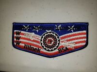 Boy Scout OA Lodge 132 Illinek 2005 National Jamboree Flap