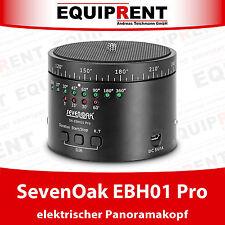 SevenOak SK-EBH01 Pro v4 elektrischer Panoramakopf / electronic Pan Head (EQF87)