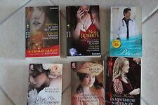 Harlequin : 6 livres Black Rose - Charles - Eden - Nora Roberts -webber - Clark