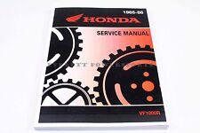 Service Manual 85-86 VF1000 VF1000R OEM Honda Shop Repair Maintenance Book  #N36