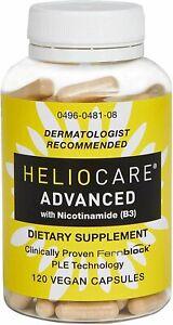 Heliocare Advanced Nicotinamide B3 Supplement: Niacinamide 250mg and...