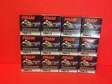 NEW Lot of 12 Fram PH6017A Oil Filter for 3089996 16097-1072 124450-35100 320145