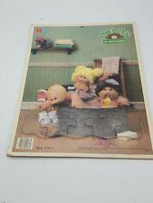 Lot Of 3 Vintage Cabbage Patch Kids 25 Piece Puzzles