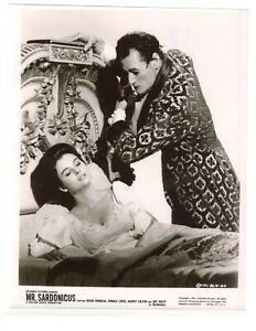 MR SARDONICUS 1961 #20 Audrey Dalton, Guy Rolfe fantasy horror
