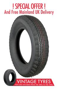 Waymaster Premium 640-15 Tyre 6.40-15 Rover P4 Volvo Amazon Austin