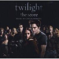 BURWELL/OST - TWILIGHT-BIS(S) ZUM MORGENGRAUEN (THE SCORE)  CD SOUNDTRACK NEU