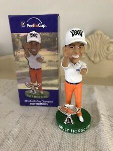 BILLY HORSCHEL 2014  PGA FedEx Cup Champion Trophy Bobblehead Bobble NIB Golf