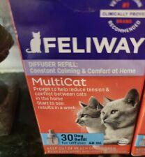 Feliway MultiCat 30 Day Refill 48 mL