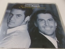 44758 - THOMAS ANDERS & GLENN MEDEIROS - STANDING ALONE - 1992 POLYDOR SINGLE CD