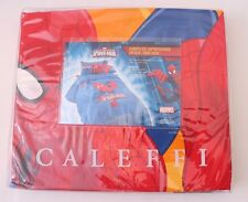 Marvel The Ultimate Spider-Man Kids Orange 3 piece Bed Set NWT