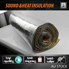 64sqft Car Camper Van Sound Deadener Heat Insulation Closed Cell Foam Cooler Mat